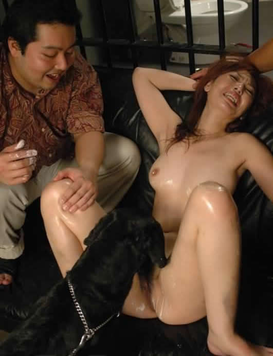 Asian sex with dogs